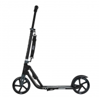 Самокат HUDORA Big Wheel 205, черный