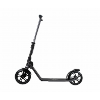 Самокат HUDORA Big Wheel Generation V 230, чёрный