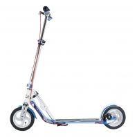 Самокат HUDORA Big Wheel AIR 205 Dual Brake, синий