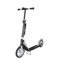 Самокат HUDORA Big Wheel AIR 230, чёрный